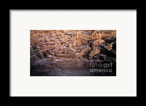 Seven Civilizations Framed Print By First Star Art