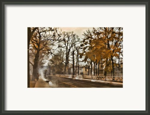 Shades Of Umber Framed Print By Marcie Adams Eastmans Studio Photography