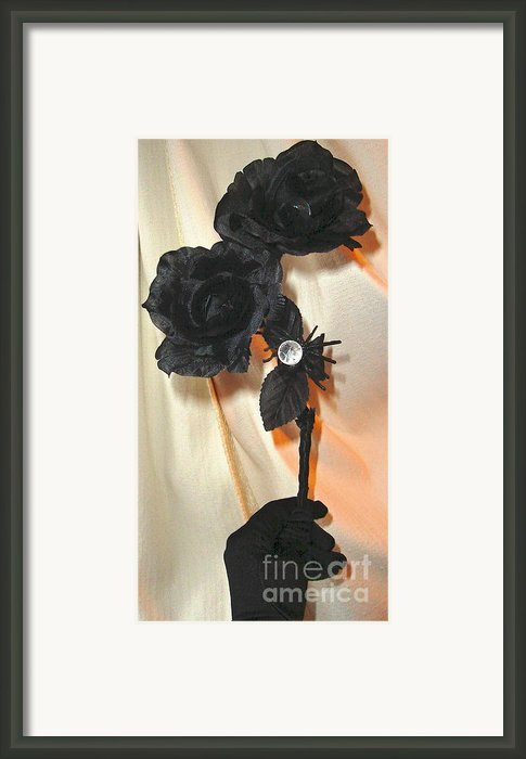 She Comes In Light Framed Print By Jozy Me
