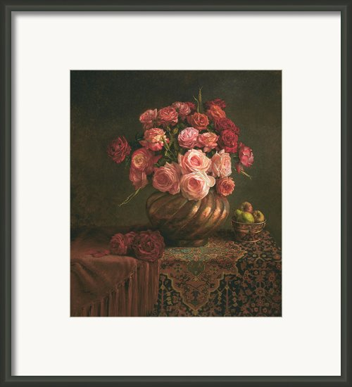 Sheherezade Framed Print By Lyndall Bass