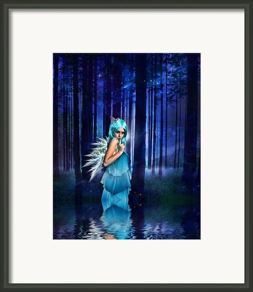 Shhhhh We Exist Framed Print By Sharon Lisa Clarke