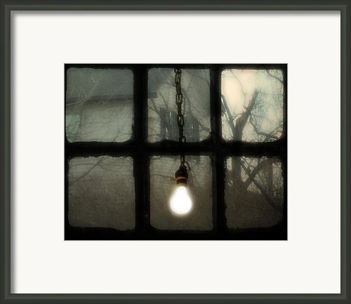 Shinning Framed Print By Gothicolors With Crows