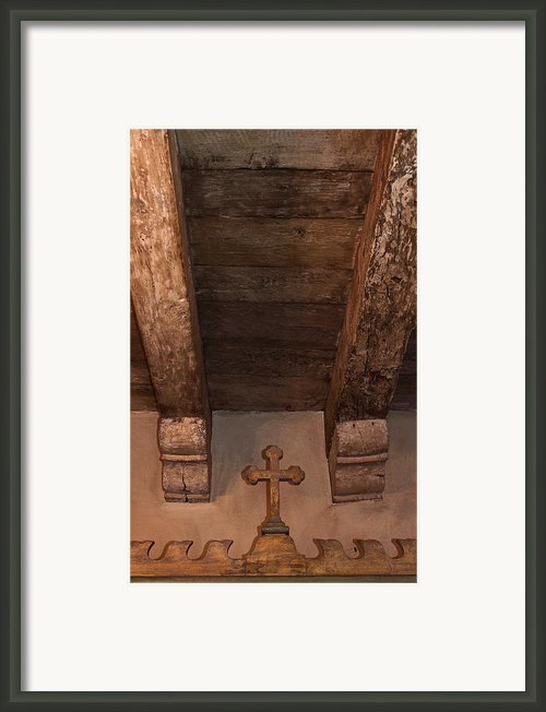 Shows The Way To Heaven Framed Print By Viktor Savchenko