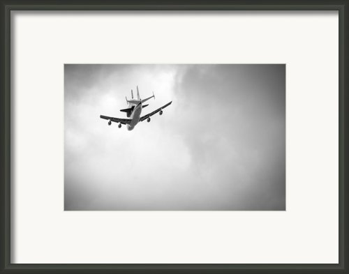 Shuttle Enterprise Shuttlebutt Framed Print By Anthony S Torres