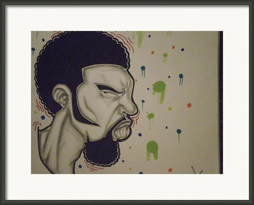 Side View Framed Print By Mr Ambition