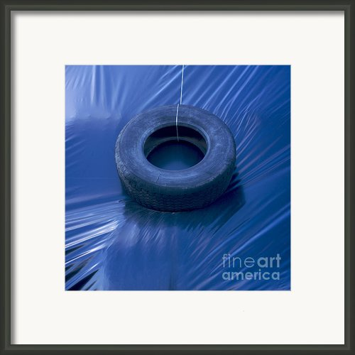 Silage Framed Print By Bernard Jaubert