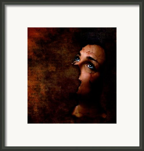 Silenced Framed Print By Photodream Art