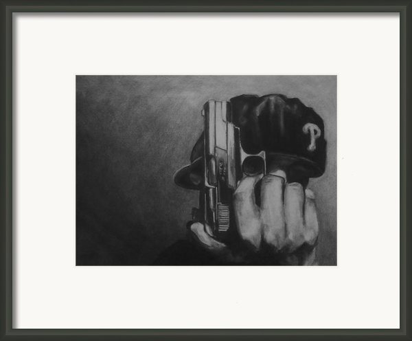 Silent But Deadly Framed Print By Seth Deter