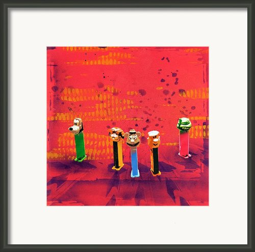 Simple Things In Life Make Me Smile Framed Print By Iosua Tai Taeoalii