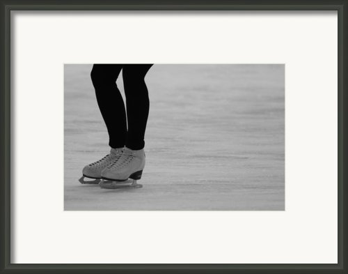 Skating Ii Framed Print By Lauri Novak