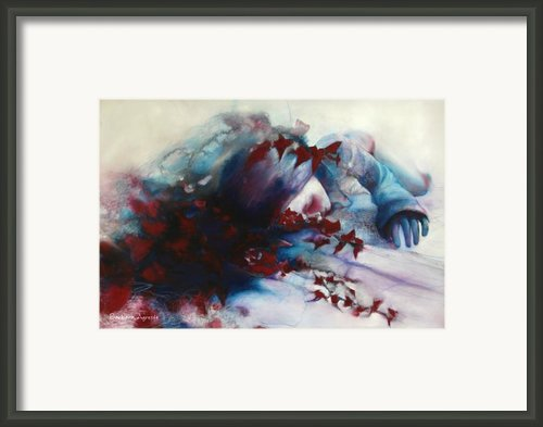 Sleep Framed Print By Barbara  Agreste