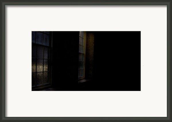 Slit Scan 4 Framed Print By Patrick Biestman