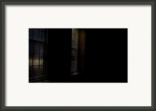 Slit Scan 4 Framed Print By Patrick Biestman