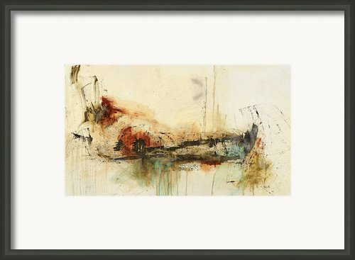 Slowly But Surely  Framed Print By Michel  Keck