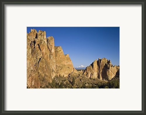 Smith Rock State Park Framed Print By Greg Vaughn - Printscapes