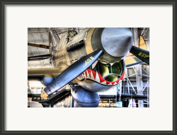 Smithsonian Air And Space Framed Print By Jc Findley