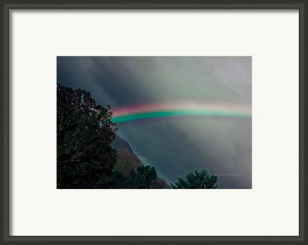 Smokey Mountain Majesty Framed Print By Digiart Diaries By Vicky B Fuller