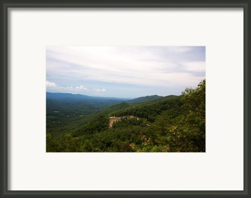 Smokies Framed Print By Amanda Kiplinger