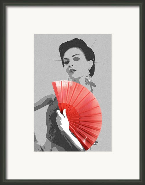 Sola Framed Print By Irina  March