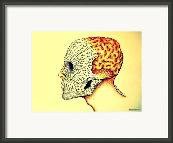 Solidity Framed Print By Paulo Zerbato