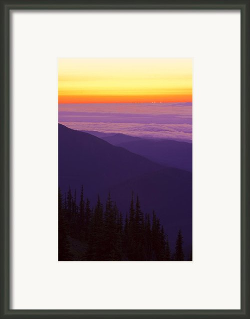 Solitude  Framed Print By Eggers   Photography