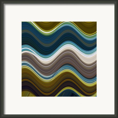 Sonic Speed Framed Print By Ricki Mountain