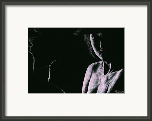 Sophisticate Framed Print By Richard Young