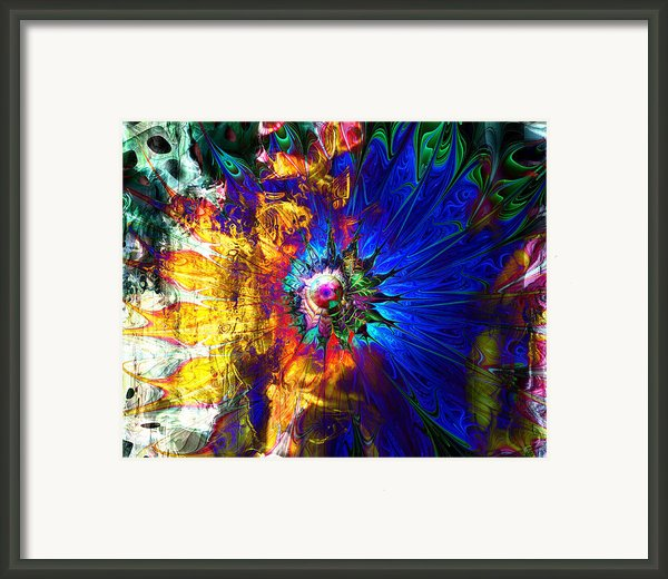 Souls United Framed Print By Amanda Moore