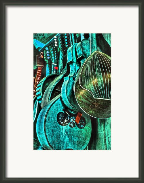 South By Southwest Framed Print By Frank Santagata