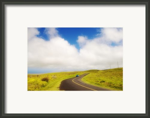 South Kohala Framed Print By Greg Vaughn - Printscapes