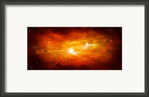 Space008 Framed Print By Svetlana Sewell