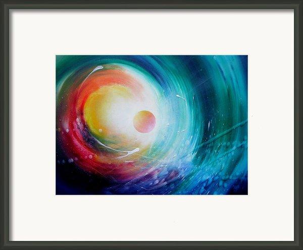 Sphere F31 Framed Print By Drazen Pavlovic