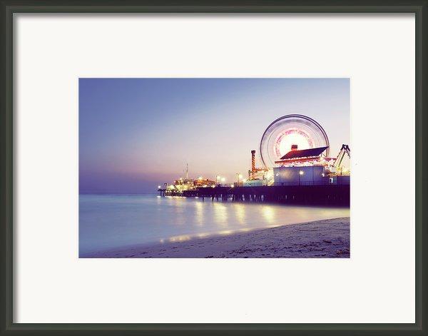 Spinning Framed Print By Dj Murdok Photos