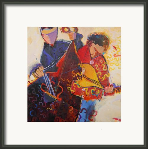 Spoonshine Duo Framed Print By Anne Schreivogl