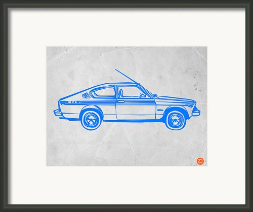 Sports Car Framed Print By Irina  March