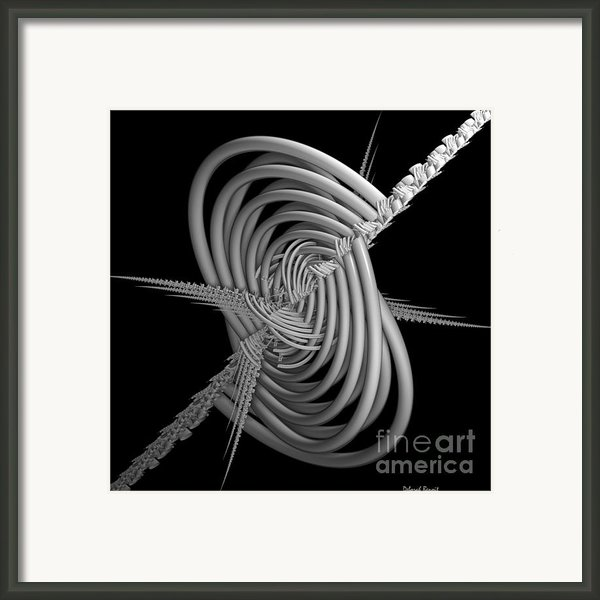 Sput 2 Framed Print By Deborah Benoit