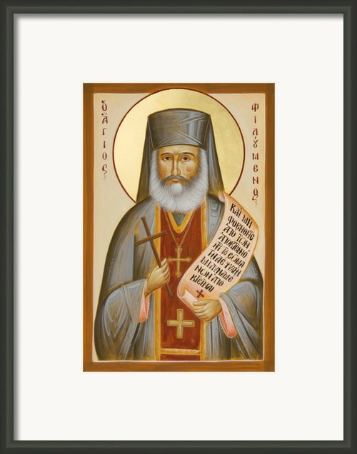 St Philoumenos Of Jacob