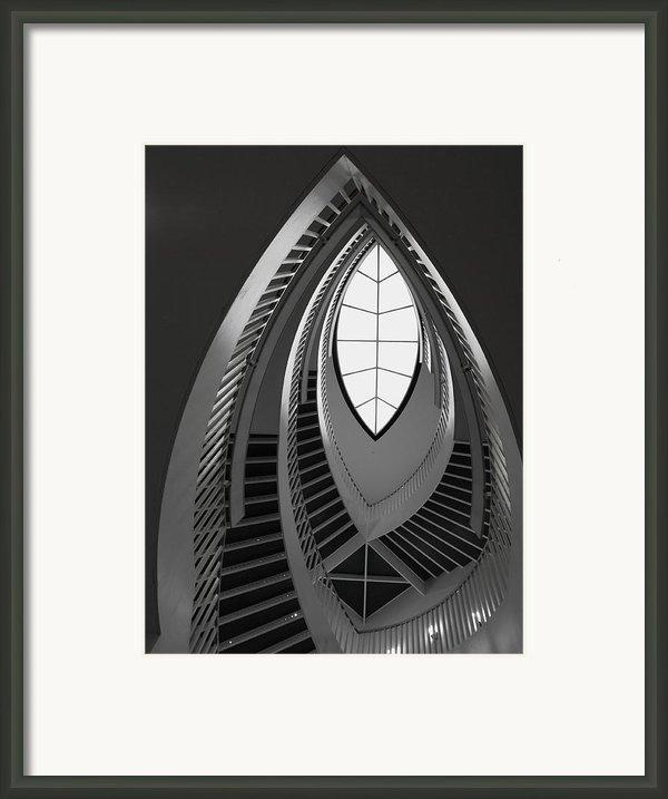 Stairs Framed Print By Anna Villarreal Garbis