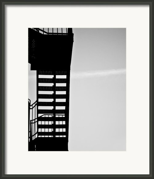 Stairs To Heaven Framed Print By Marcio Faustino