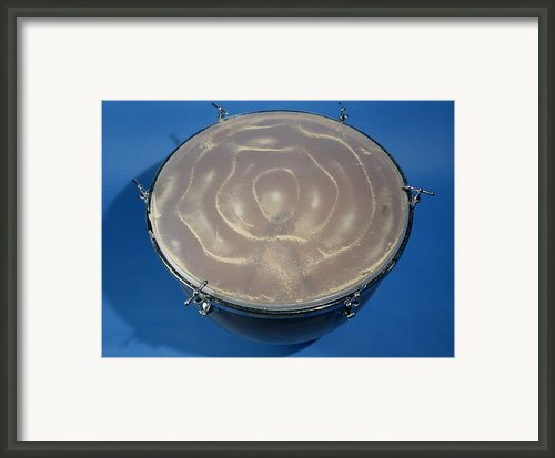 Standing Waves Pattern Framed Print By Andrew Lambert Photography