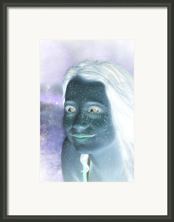 Star Freckles Framed Print By Nikki Marie Smith