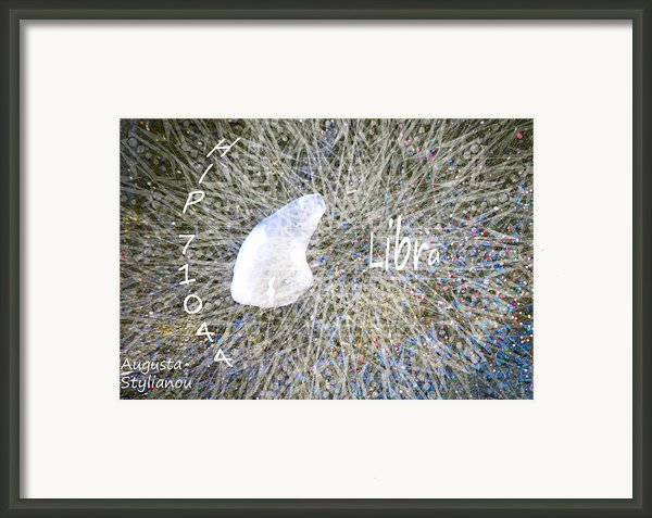 Star Hip 71044  Framed Print By Augusta Stylianou