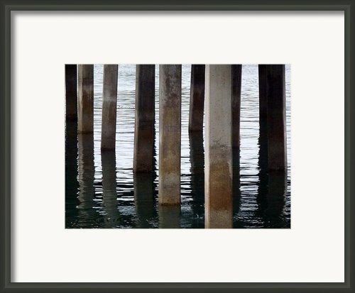 Still Standing Framed Print By Jean Marshall