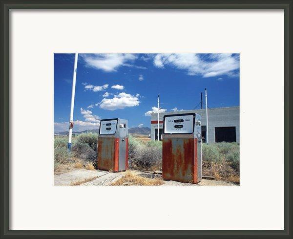 Still Standing Framed Print By Kathy Yates