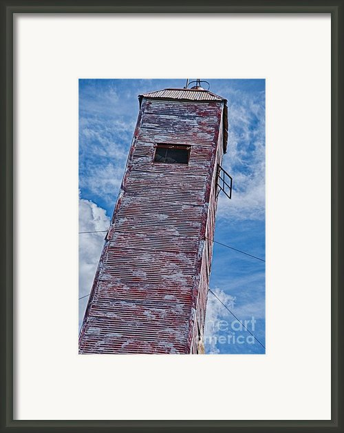 Still Standing Framed Print By Ken Williams