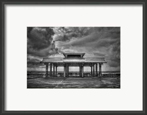 Storm Before The Calm Framed Print By Evelina Kremsdorf