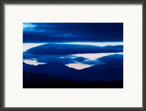 Storm Framed Print By Kevin Bone
