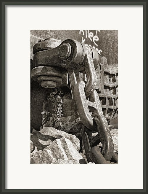 Strength I Framed Print By Tom Mc Nemar