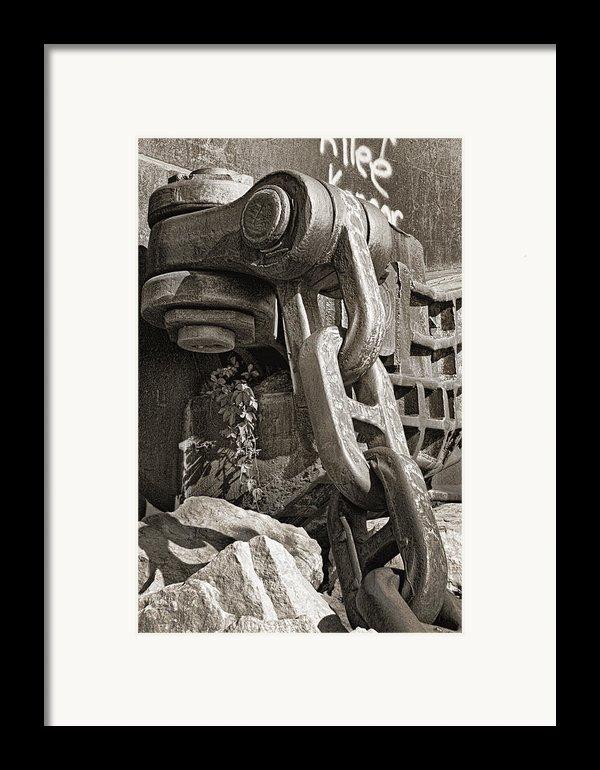 Strength I Framed Print By Tom Mc Nemar