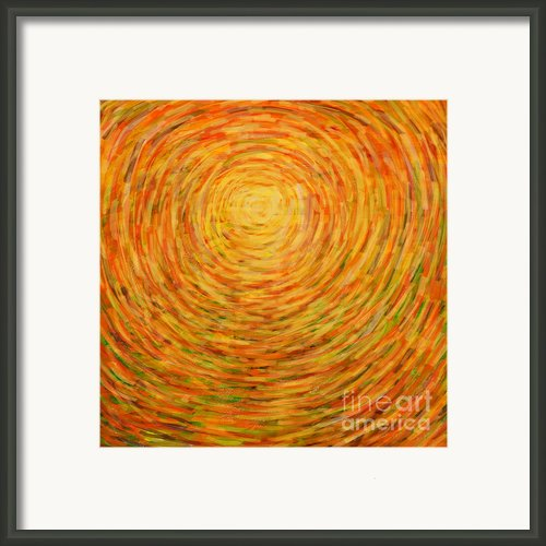 Summer Framed Print By Atiketta Sangasaeng